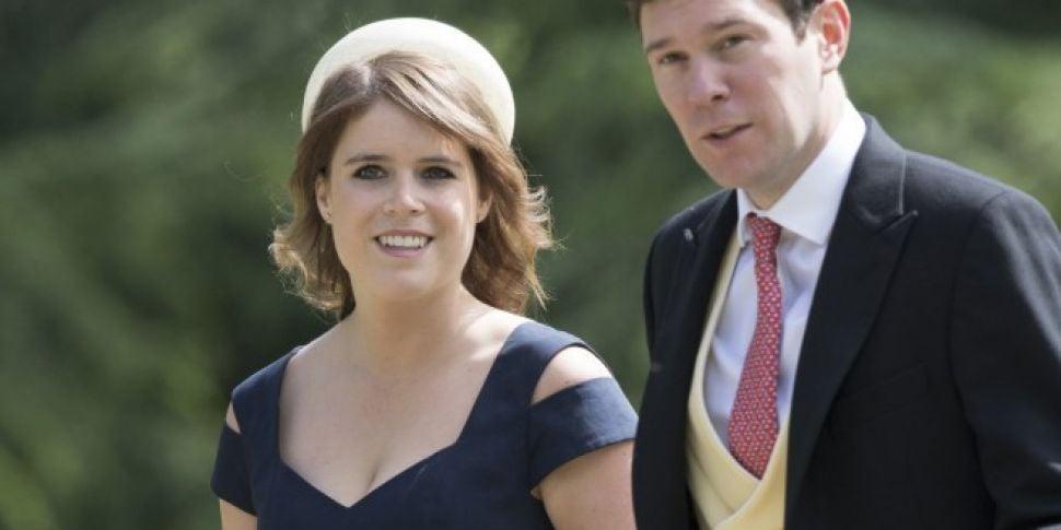 Princess Eugenie And James Bro...