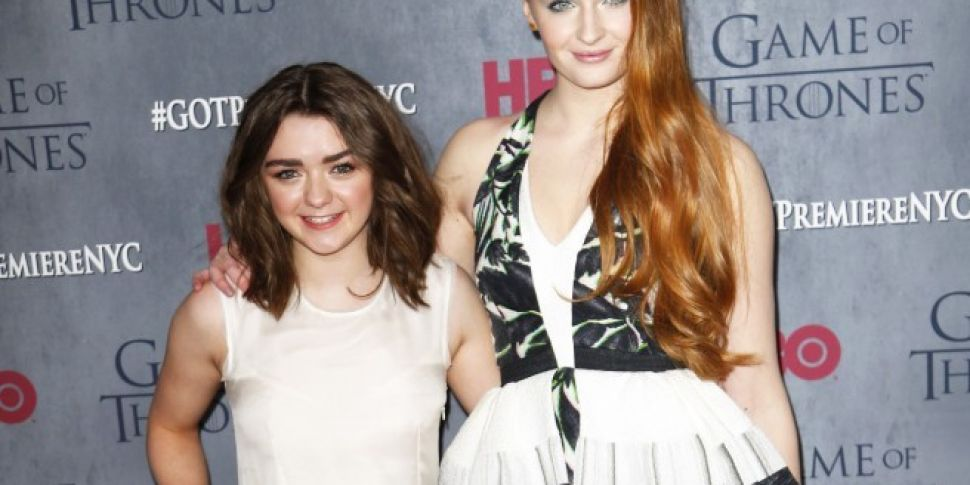 Maisie Williams Is Going To Be Sophie Turner's Bridesmaid