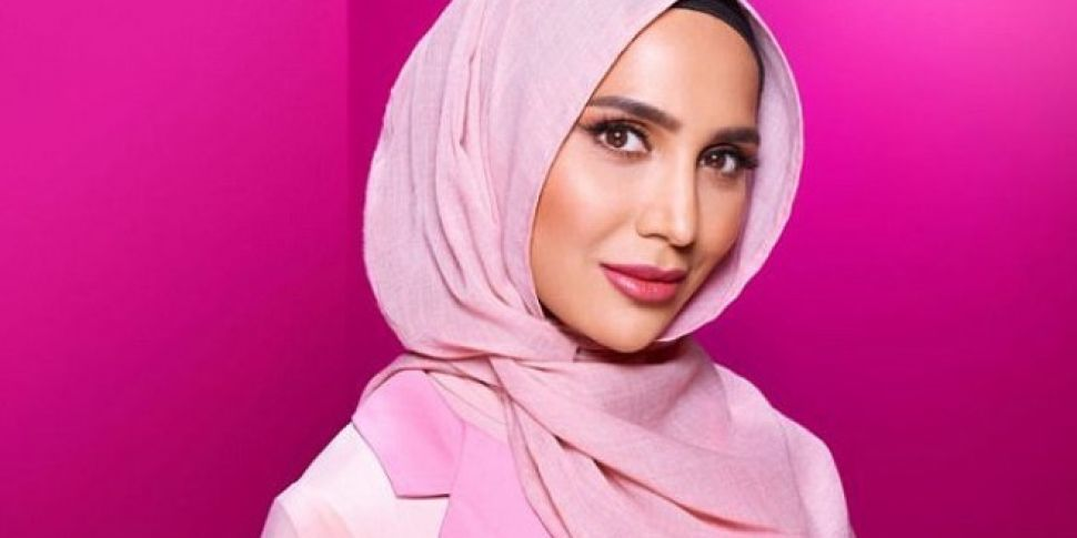 Hijab-Wearing Model Pulls Out...