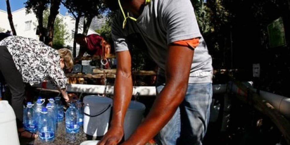 Cape Town To Run Out Of Water...