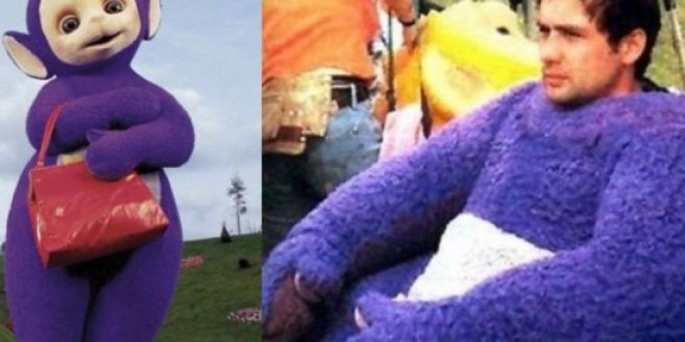 Actor Who Played Tinky Winky I...
