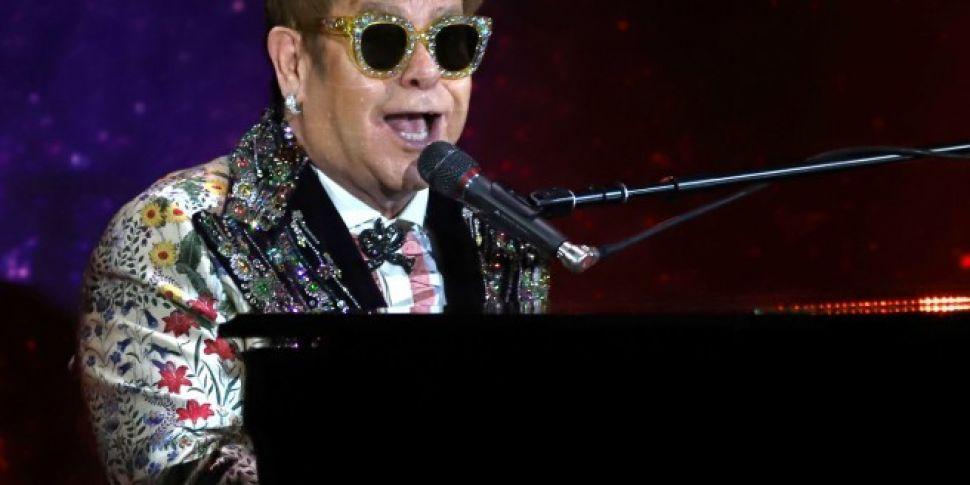 Elton John Reportedly Lands John Lewis Christmas Ad For 2018