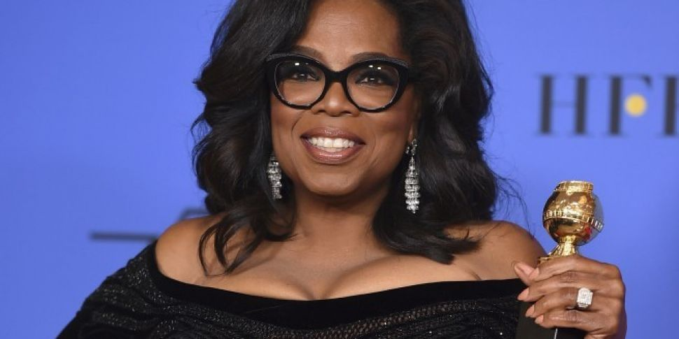 Oprah Confirms She WON'T Run For President