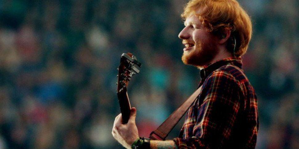 Ed Sheeran To Star In New Film