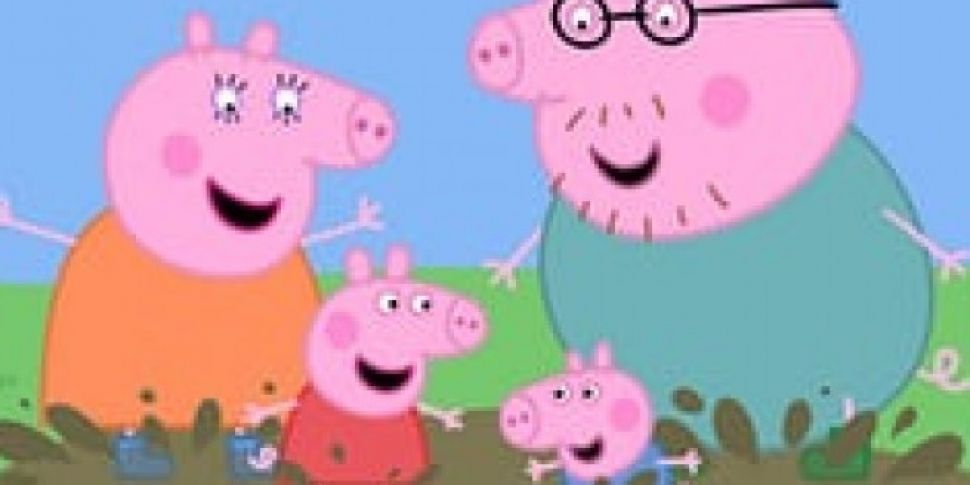 Peppa Pig Has Been  'Banned&#3...