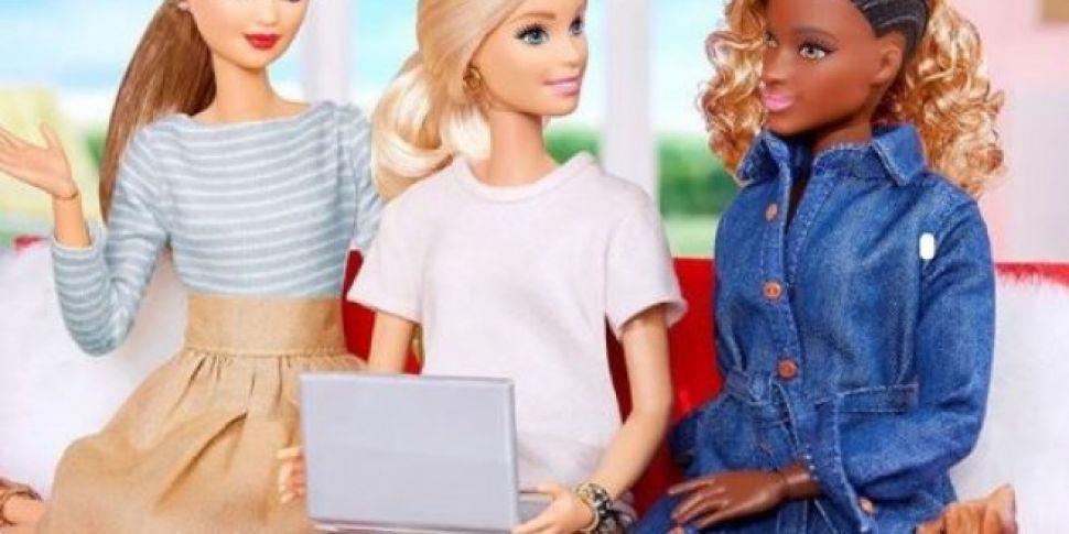 This Black Barbie Doll Has Cor...