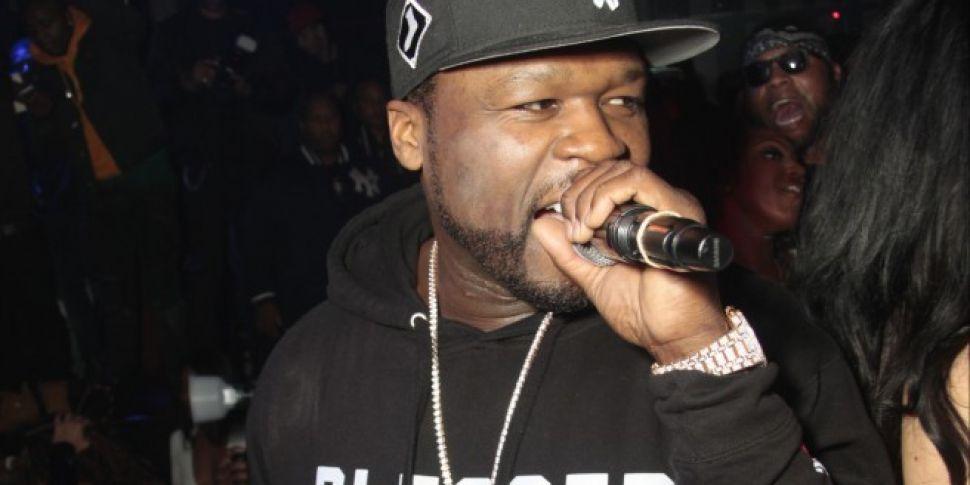 50 Cent Announces 3Arena Show