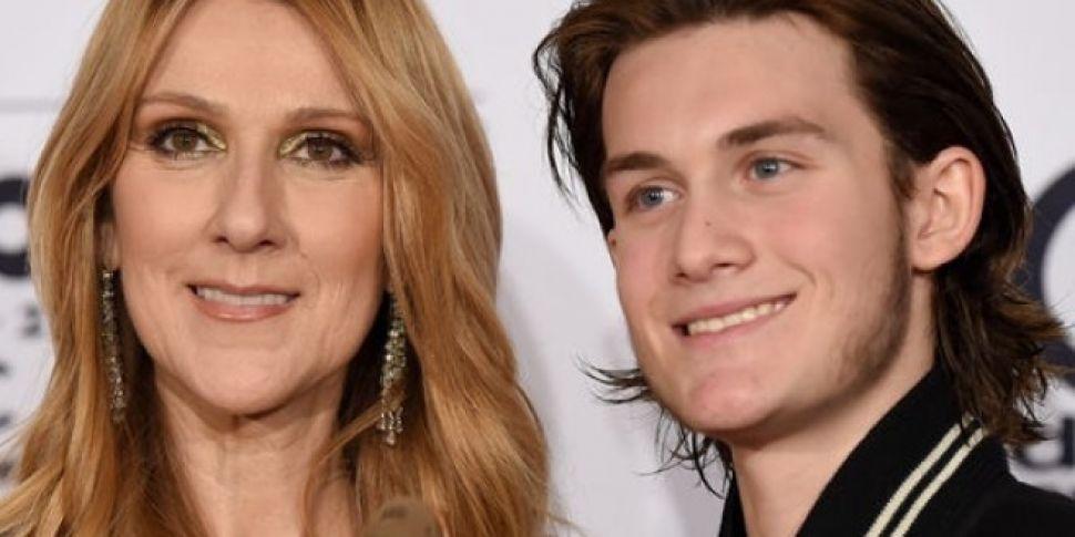 Celine Dion's Son Is A Rap...
