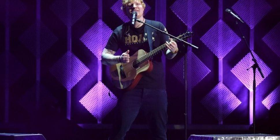 Ed Sheeran & Lionel Richie Hav...