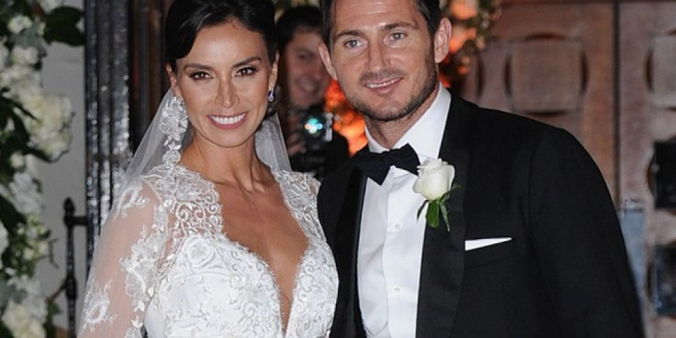 Christine And Frank Lampard An...