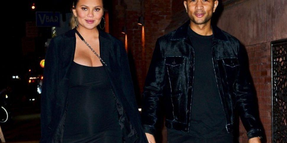 John Legend & Chrissy Teigen S...