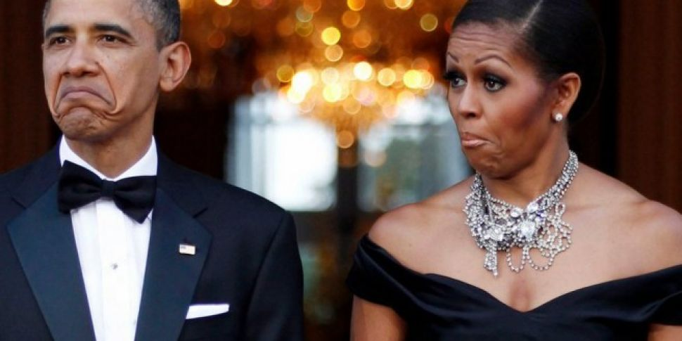 Barack and Michelle Obama To M...