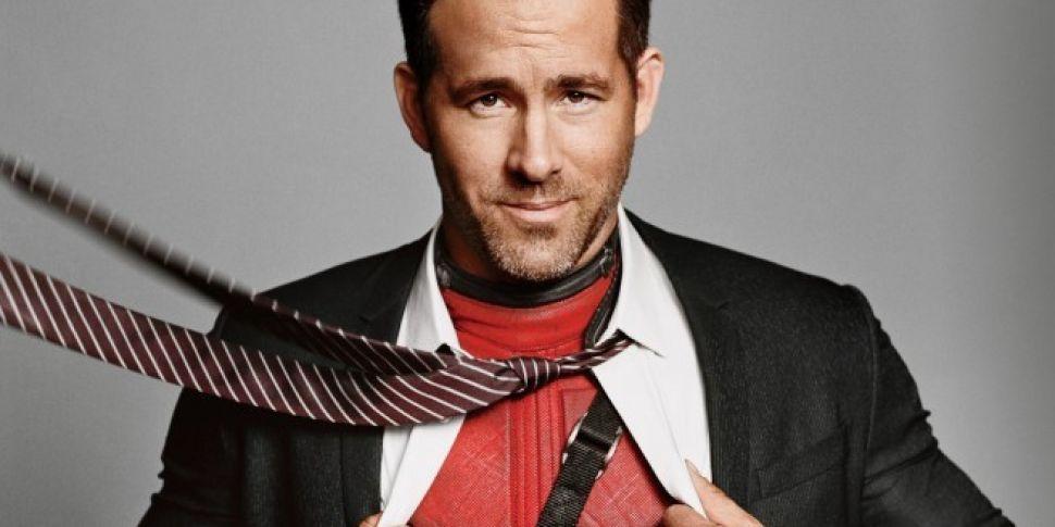 Ryan Reynolds Reveals Battle W...
