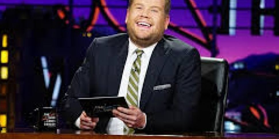 The Late Late Show With James...