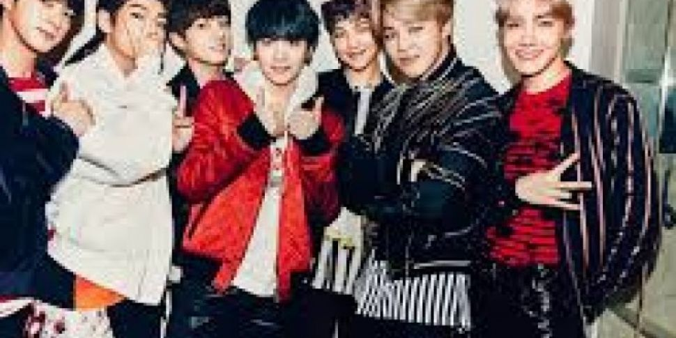 BTS Make History As The First...