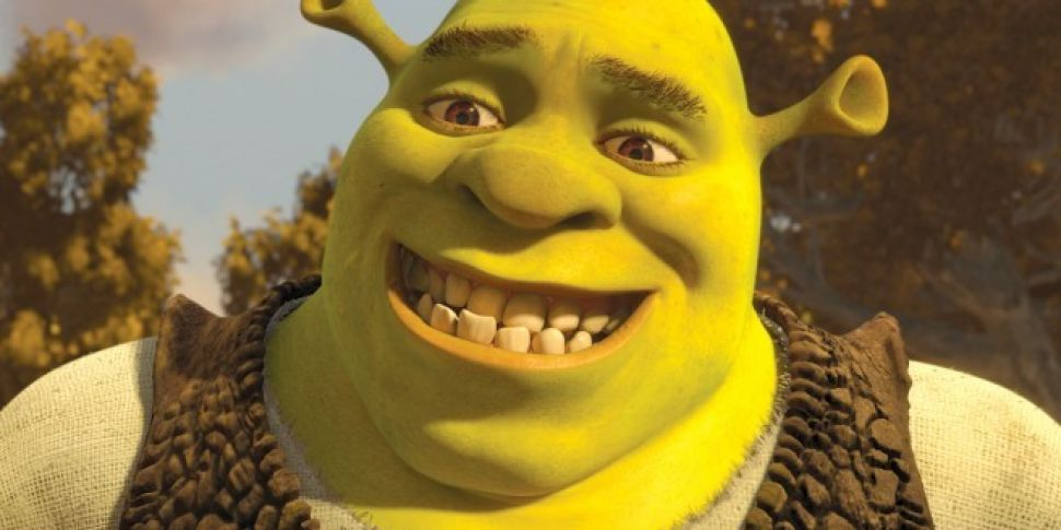 All Four Shrek Movies Are Now...