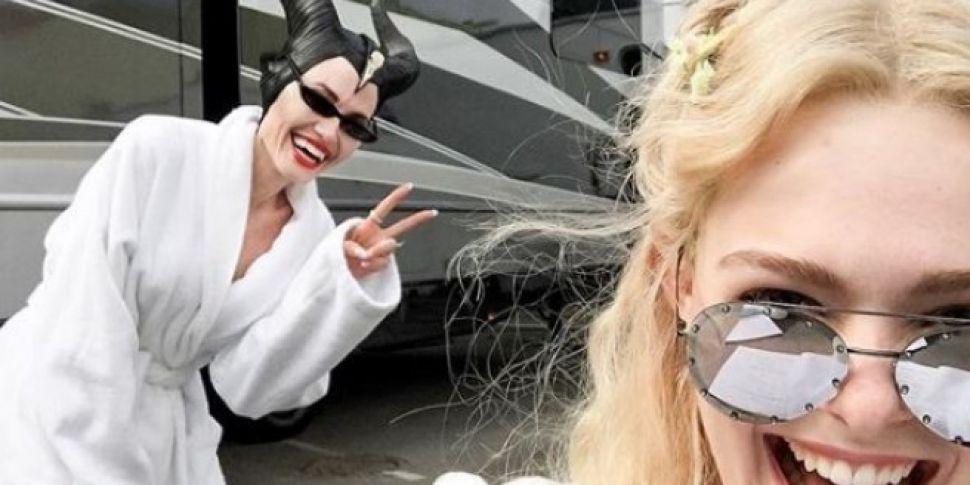 Filming Has Begun On Maleficen...