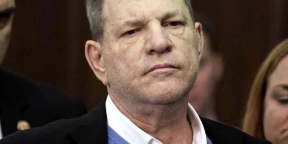 Harvey Weinstein Indicted On R...