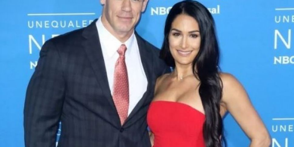 John Cena & Nikki Bella Are Gi...