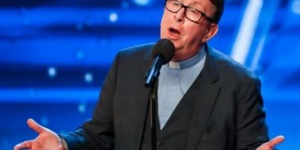 Irish Priest Ready For BGT Sem...