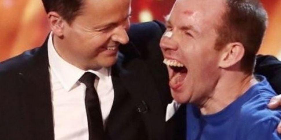Lost Voice Guy Wins Britain&#3...