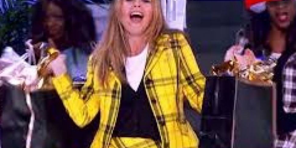Alicia Silverstone Returns To Iconic Clueless Role In Lip