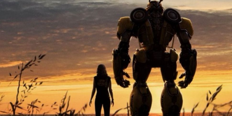 Transformers Spinoff Bumblebee...
