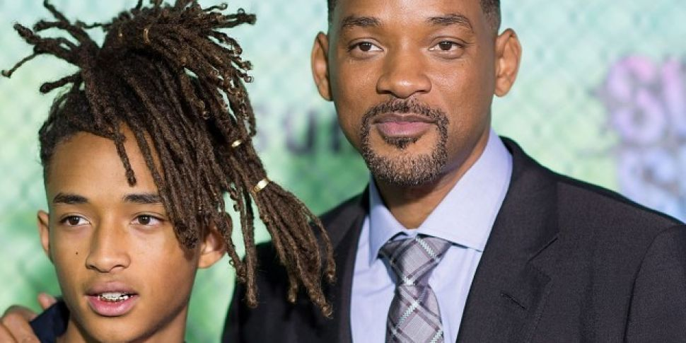 Will Smith Is Pranking Jaden S...