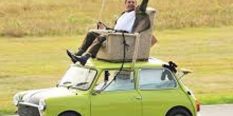 Mr. Bean's Car Is For Sale...