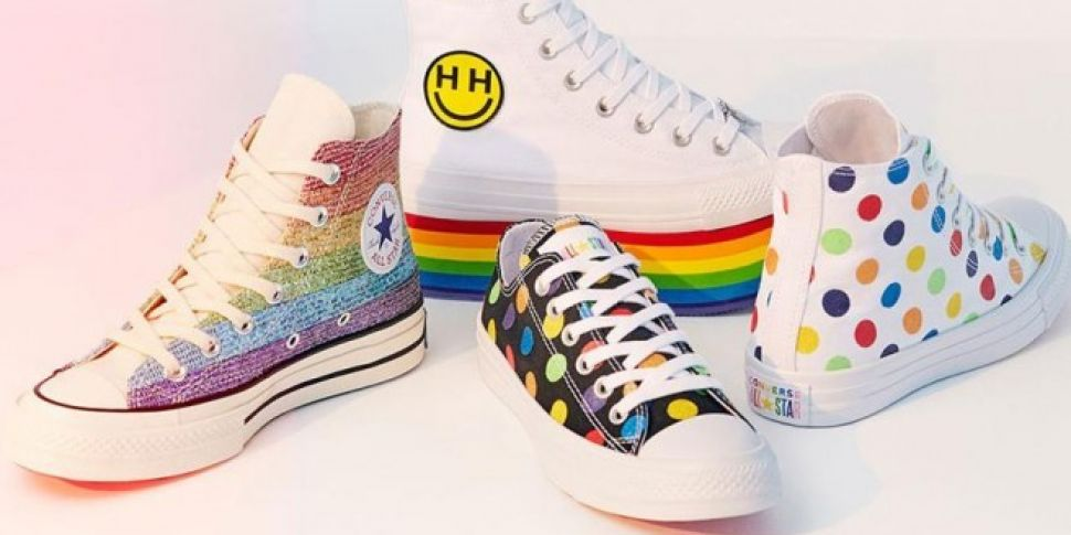 Converse Team Up With Miley Cy...