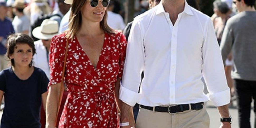 Pippa Middleton Confirms Her P...