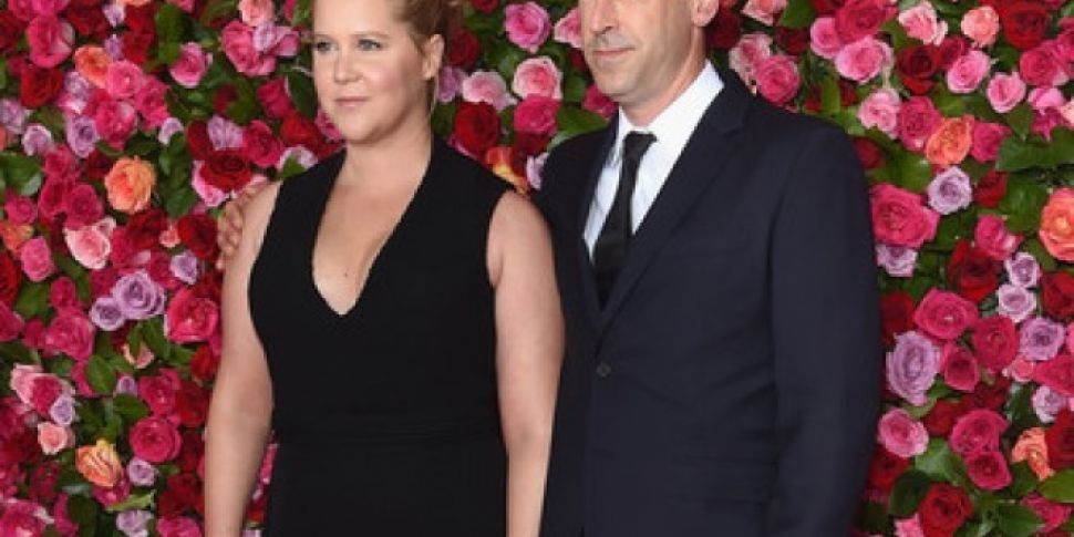 Amy Schumer Makes Red Carpet D...