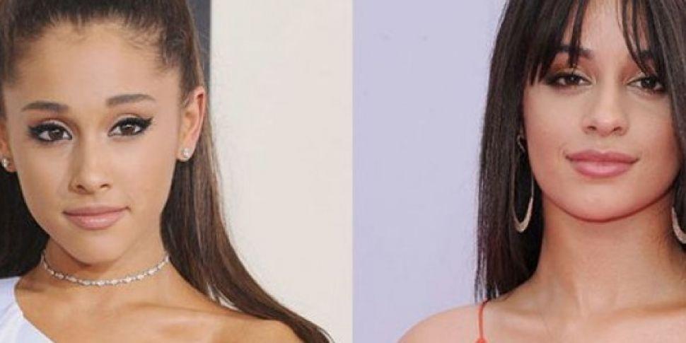 Camila Cabello & Ariana Grande...