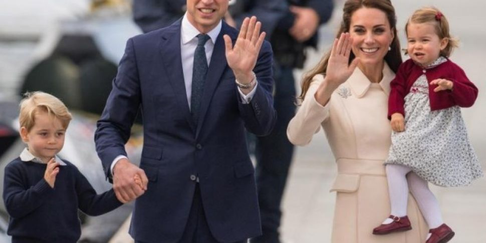 Kate and William Will Be Changing Their Names When Prince Charles Becomes King