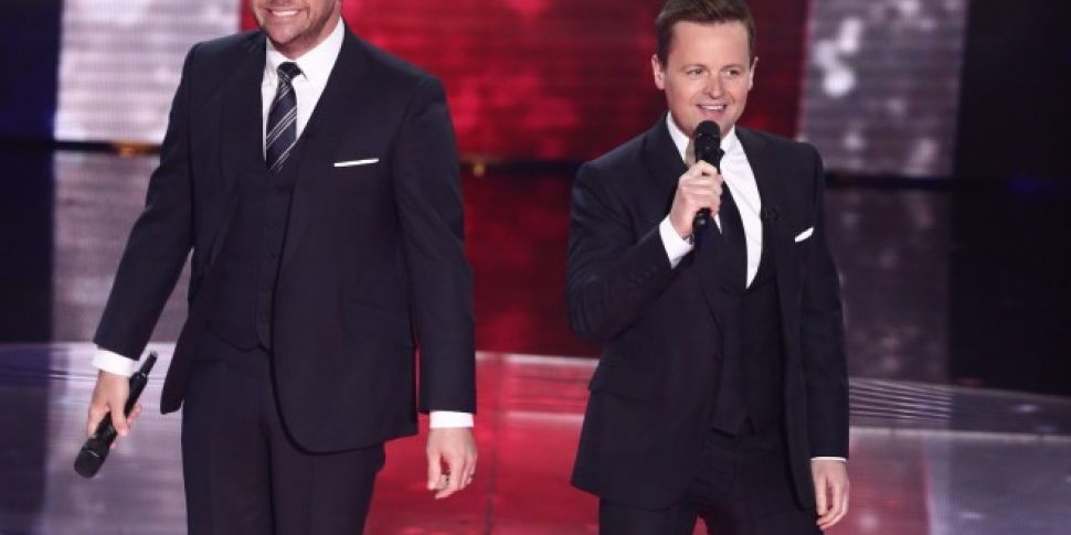 Saturday Night Takeaway Will Go Ahead Without Ant