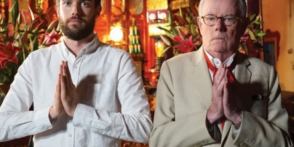 Jack Whitehall- Travels With My Father