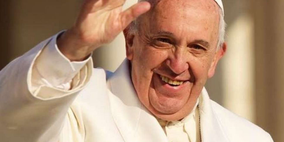 Pope Francis' Tweets Before easter Mass