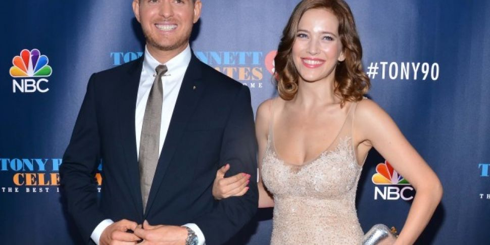 Michael Buble & Luisana Lopilato Reportedly Expecting Baby Girl