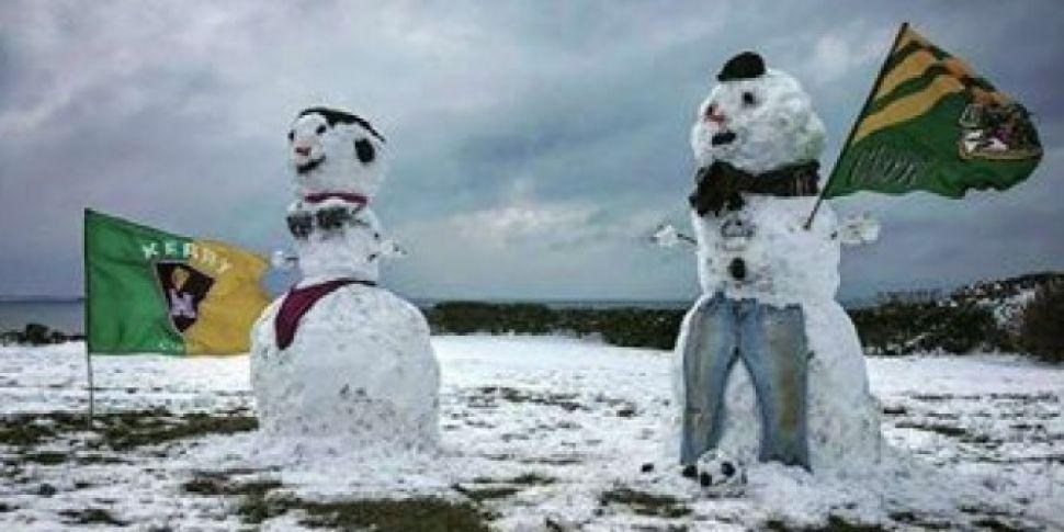 Met Eireann Confirms Snow Will Fall In Ireland Next Week