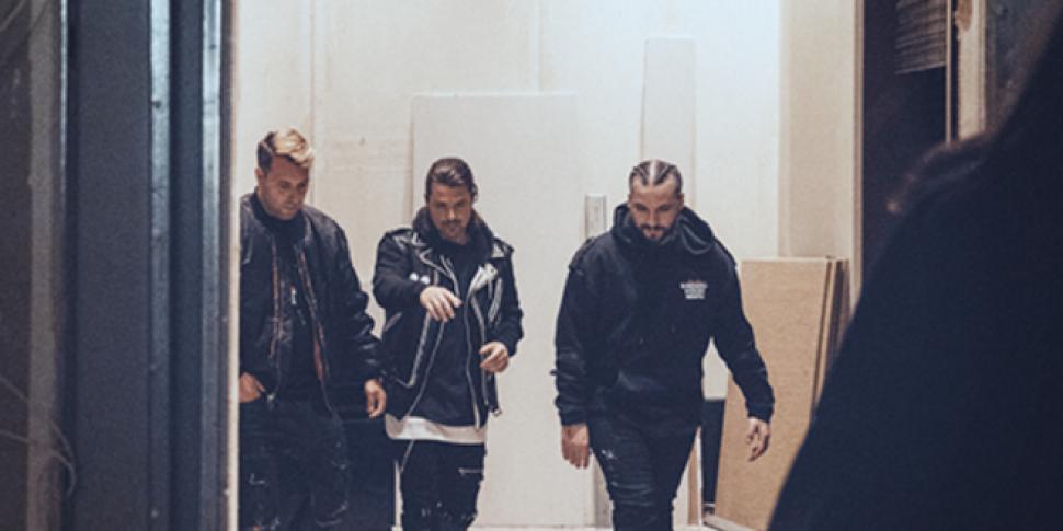 Swedish House Mafia Reunion At Ultra Music Festival 2018