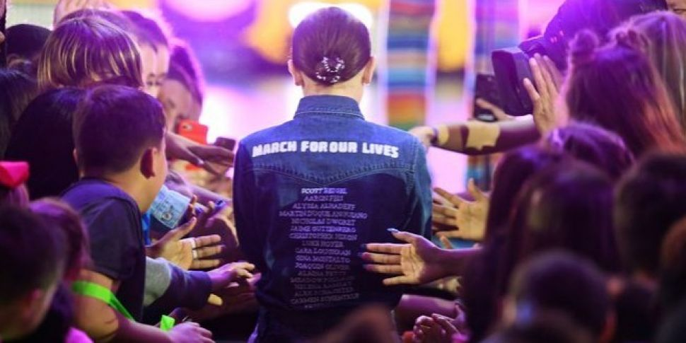 Millie Bobby Brown Wears Parkland Victims Names on Her Jacket at Kids Choice Awards