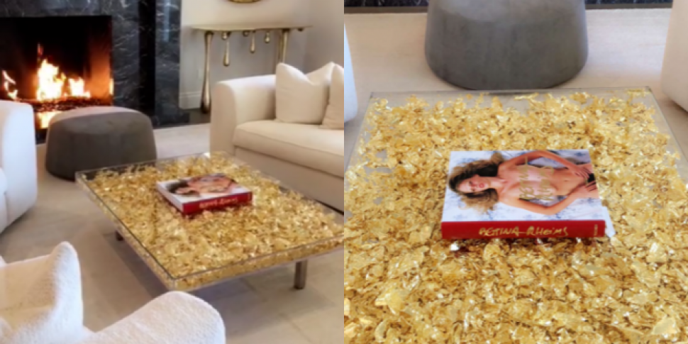 Kylie Shows Off Her Very Expensive Living Room On Snapchat