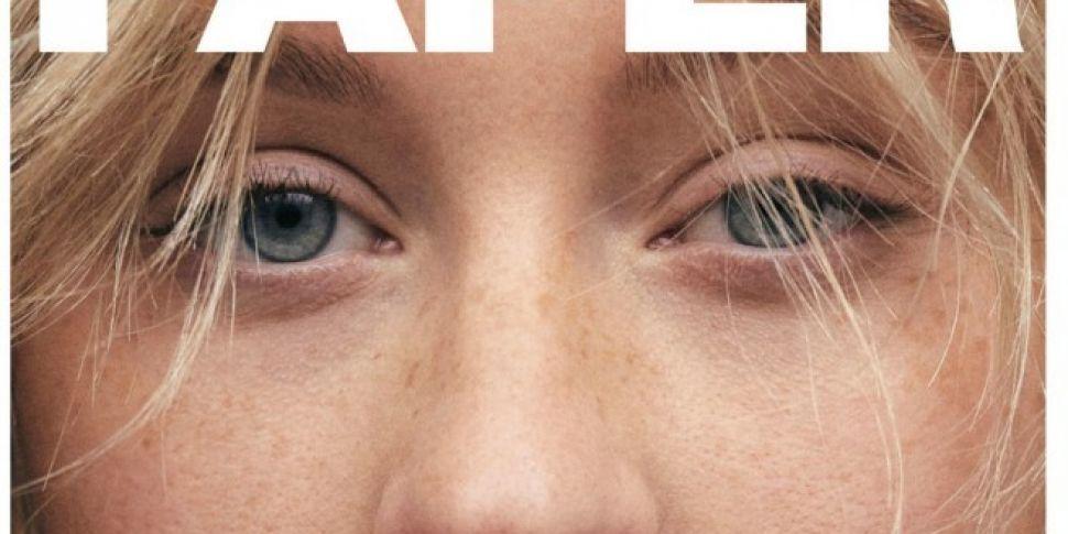 Christina Aguilera Transforms For Paper Magazine