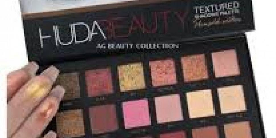 TK Maxx Is Selling Huda Beauty Eyeshadow Palettes For A Fraction Of The Price