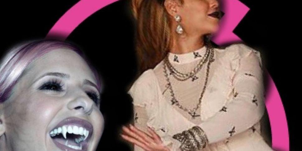 Sarah Michelle Gellar Admits Biting Beyonce