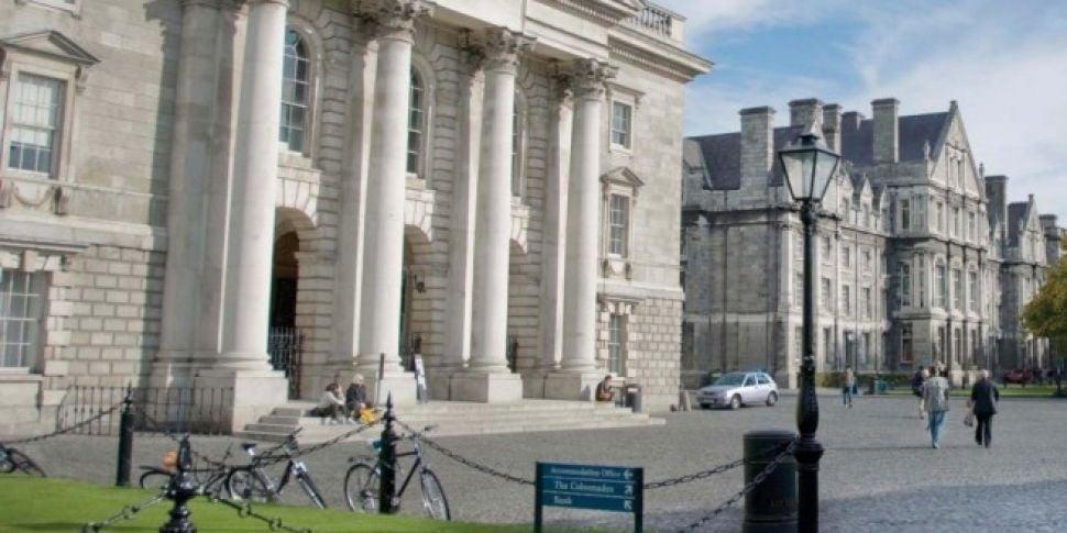 Trinity College's €450 Rep...