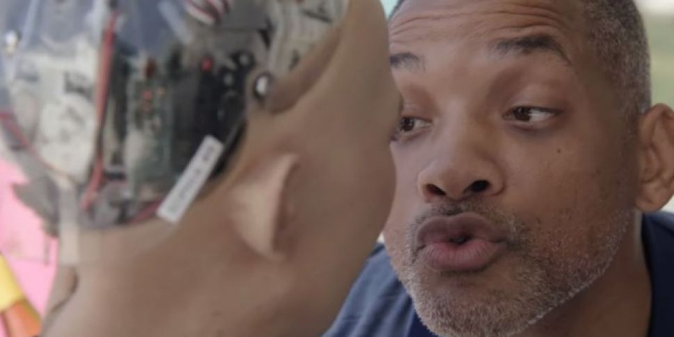 Will Smith Went On A Date With A Robot With Hilarious Results