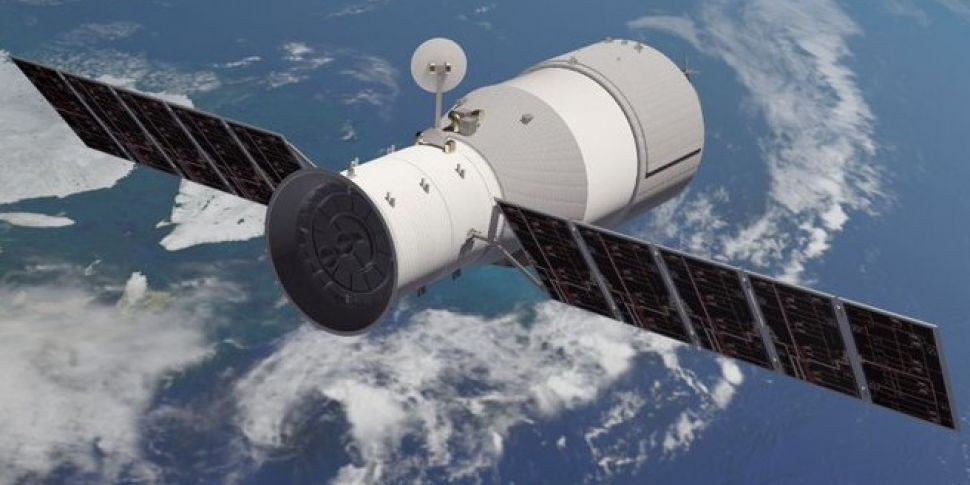 Chinese Space Station Likely To Crash To Earth This Weekend