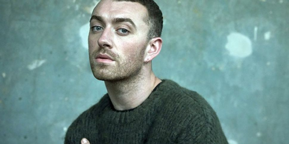 Sam Smith Spotted In Dublin