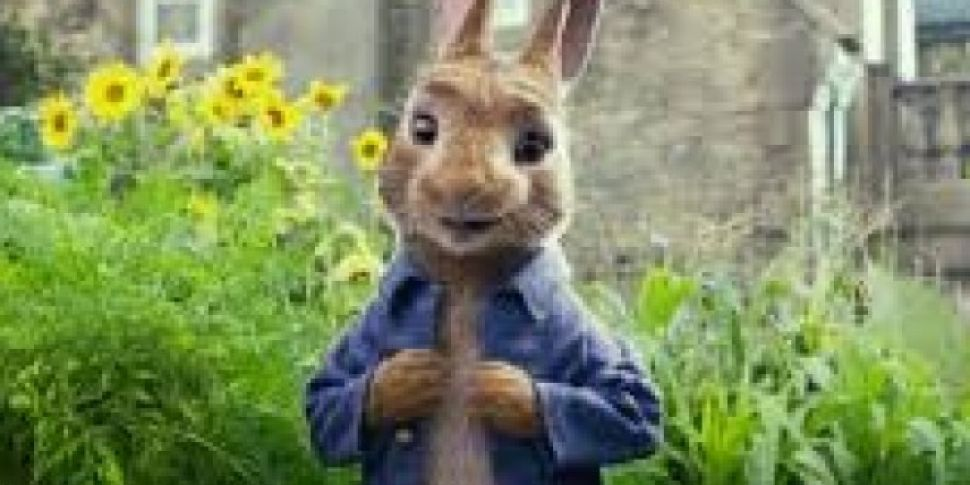 James Corden's Dad Has Responded To A Negative  'Peter Rabbit' Review